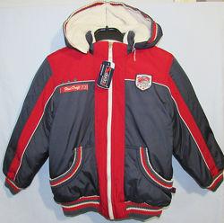 Зимняя куртка MMDadak рост 122 Польша