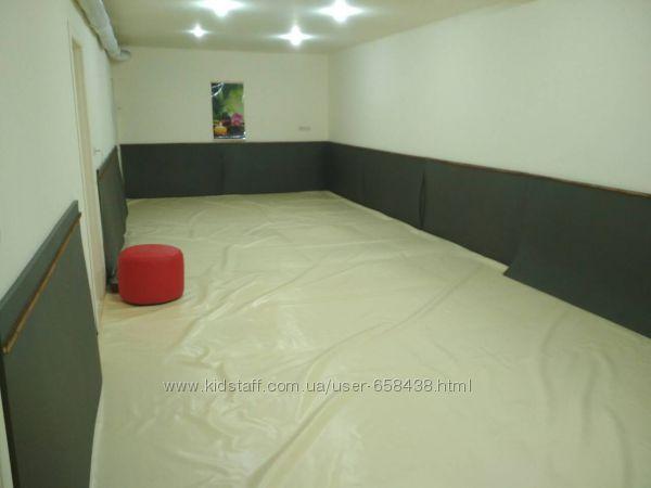 Спортивный зал для единоборств и йоги.