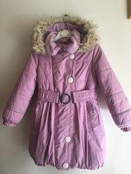 Куртка зимняя, пальто LENNE р. 104-110-116