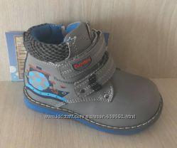 Ботинки ортопедические для мальчика Шалунишка