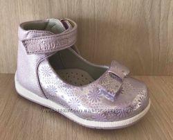 Ортопедические туфли для девочки Jong Golf