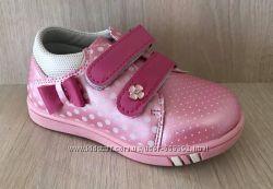 Кроссовки для девочки розовые р. 22-27