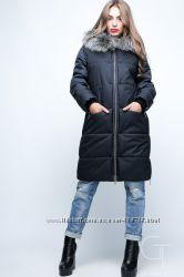 Зимняя удлиненная куртка фирмы Prunel