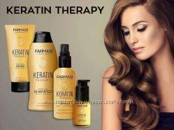 Шампунь с кератином Keratin Therapy от Farmasi