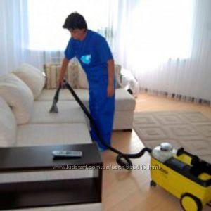 Химчистка мягкой мебели на дому. Чистка диванов, матрасов, кресел, ковров.
