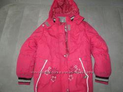 Зимняя термокуртка Lenne р. 128
