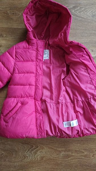 Качественная куртка Marks&Spenser 5-6 лет. Еврозима