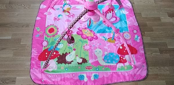 Развивающий коврик  5 в 1  Крошка Бетти   Tiny Love   вещи в подарок