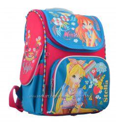 Распродажа. Школьный каркасный ранец Winx mint 555188 ТМ 1 Вересня