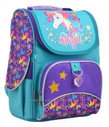 Распродажа. Школьный каркасный ранец Unicorn 555198 ТМ 1 Вересня