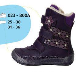 Ботинки, кожа ортопедия , D. D. step, Венгрия, размеры 34