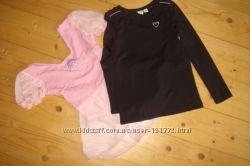 Кофта Childrens Place, бодик, юбка для тренировок