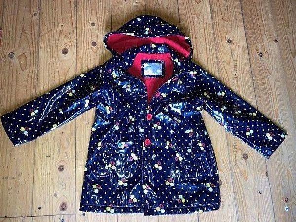 Плащ куртка Mothercare 122