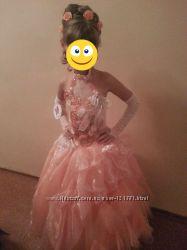 9c9464f74c8 Платье на выпускной девочке 6-10 лет. Аксессуары в подарок