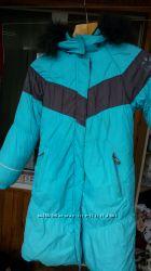 Пальто зимнее 128-134