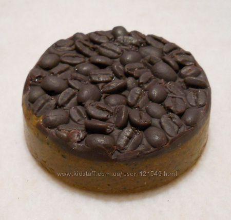Антицеллюлитный кофейный скраб из натуральной основы с питательными маслами