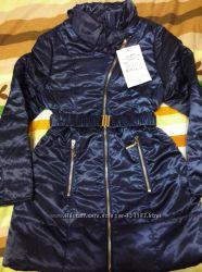Пальто для девочки тм Аврора Москва, рост 140см