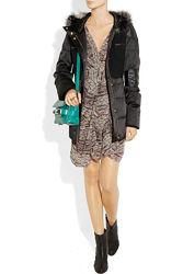 Пальто-пуховик Juicy Couture, оригинал, состояние на 4-