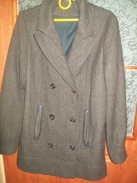 Шикарное пальто 46-50р оверсайз--срочно