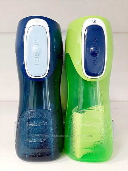 Бутылка детская Contigo Autoseal Trekker, 414 мл, 14 oz. Оригинал