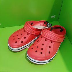 Crocs Kids Bayaband Clog детские сабо крокс. Оригинал из США