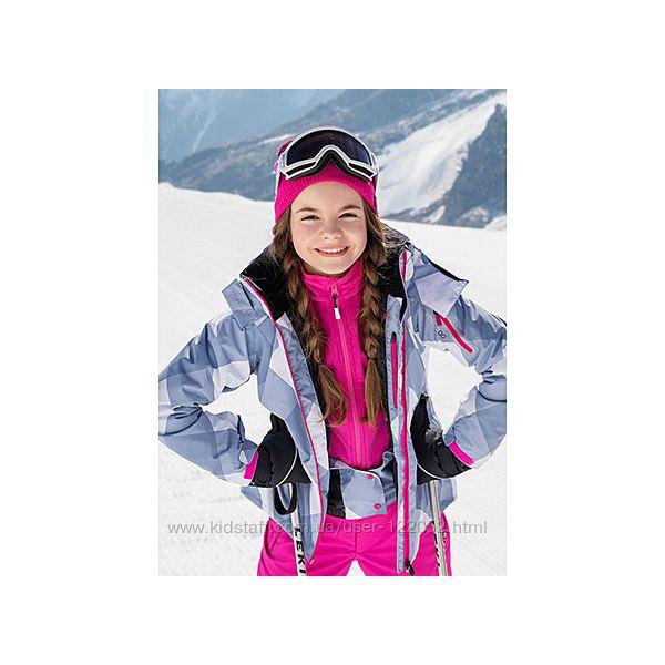 Зимние лыжне куртки Reima 140 девочки