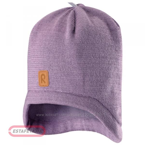 шапки Reima 52, 54  зима