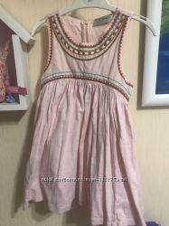 Платье сукня сарафан Next 98