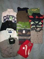 набор одежды для школьника