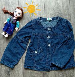 Джинсовая курточка, пиджак O, Kids 116-126