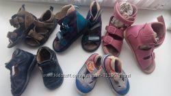 Наша ортопедическая обувь Шалунишка, босоножки syper fit, туфли, макасины