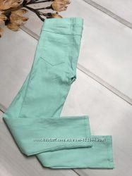 Узкие стрейчевые штанишки 122-128