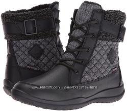 Зимние кожаные ботинки KAMIK - 37 - 38 - 24, 5см