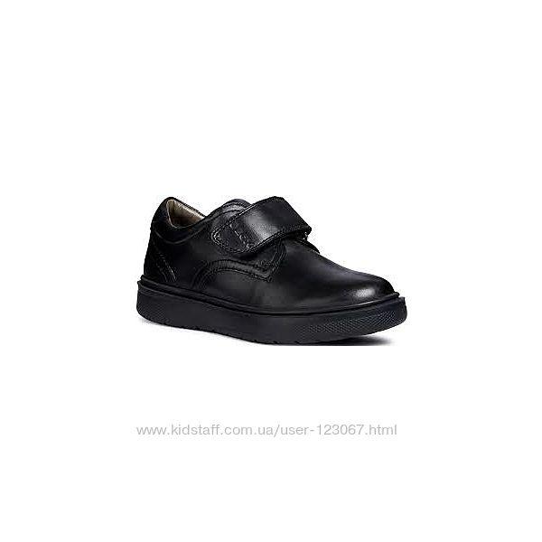GEOX - кожаные полуботинки - туфли - 39