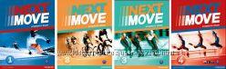 Next move 1, 2, 3, 4 student&acutes book  workbook