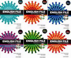 English file 3-ed комплект учебников все уровни