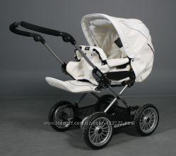 Эксклюзивная коляска Emmaljunga pram body c1. Люлька, прогулка, автокресло