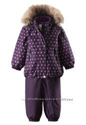 Зимний комплект для девочки Reimatec Pihlaja 513112-5931. Размер 80 - 92.