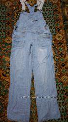 Тонкий джинсовый крутой комбез ТМ UNO