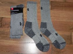 Under Armour Wool Boot Socks - 2-Pack