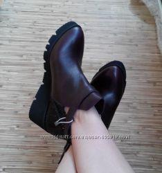 Крутые кожаные ботинки db by d´buzz