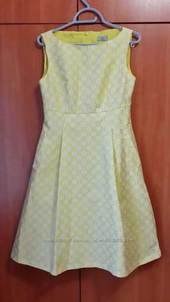 Шикарное летнее платье р S, M