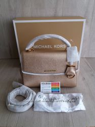 Сумка Майкл Корс Ава Michael Kors Ava Small Saffiano Leather Satchel