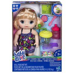 Кукла с блендером Baby Alive Sweet Spoonfuls пьет, кушает, писает