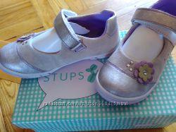 Туфли замшевые stups р 27