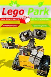 Лего студия на Позняках BRAVO  Лего студия Киев, ул. А. Ахматовой 13-в