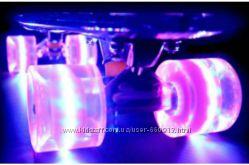 Пенни борд Penny Board со светящимися колесами