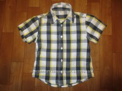 Рубашка с короткими рукавами Palomino на 4-5 лет
