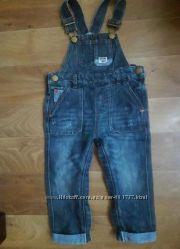 Комбинезон джинсовой Next