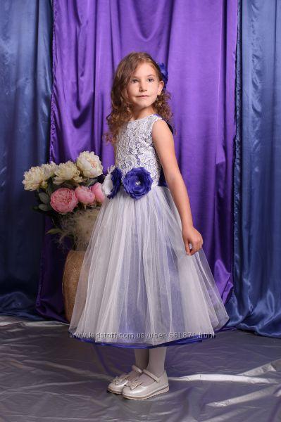 Красивое платье для девочки 6 лет